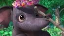 Маугли - Книга Джунглей - Сломанный жезл! –развивающий мультфильм для детей HD