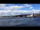 Троицкий мост развели