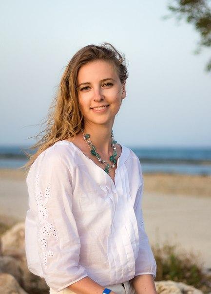 Дарья Тихоновская