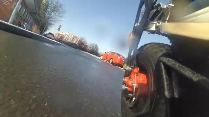 Velocifero MAD 1600W Snow ride