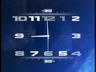Часы (ОРТ/Первый канал, 2000—2011) Ночная версия