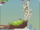 Вормикс Я vs Деревенщина 5 уровень