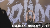 Caliban. Live in Moscow 2018