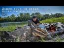 Ловля сома на живца Донка с подводным поплавком Рыбалка на сома