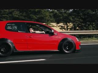 VW Golf Mk5 on Air Suspension - #LifeOnAir