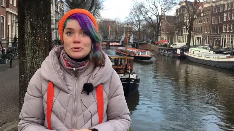 Противоречивый Амстердам. Динкины рассказы