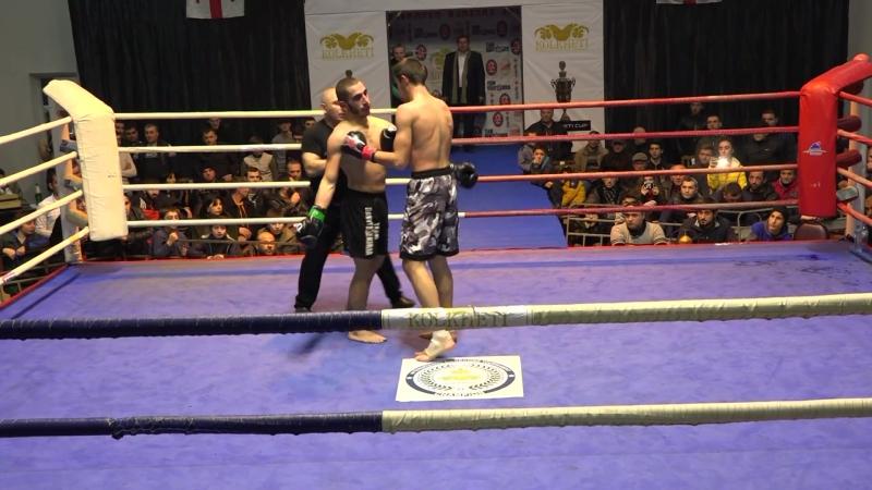 Lado Gabisonia vs Otar Gogoberishvili