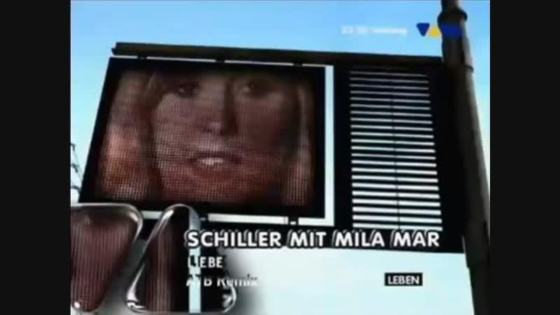 Schiller Mila Mar - Liebe (VIVA TV)