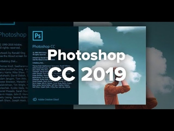 How to download and install Adobe Photoshop CC 2019