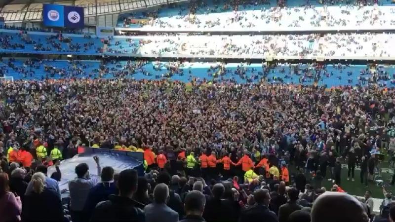 Manchester city chempion