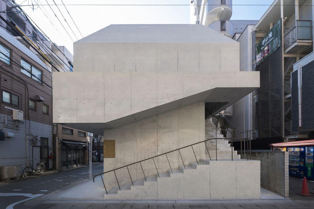 Бетон в архитектуре