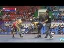 МТ Mongolia Open 2018, 70кг, утешиловка 2, Тимур Николаев Саха - Бат-Эрдэнэ Бямбадорж Монголия 10-0