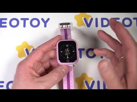 Как настроить GPS часы инструкция для Smart Baby Watch