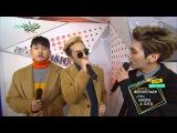 150206 Music Bank 뮤직뱅크 GFRIEND Yerin (여자친구 예린) & Jonghyun (종현) Special MC