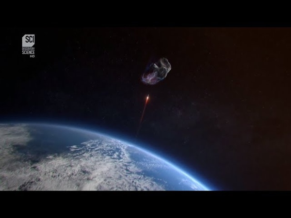 Как устроена Вселенная Астероид War on Asteroids 2018 HD 720