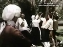 Colonial era female whipping scene