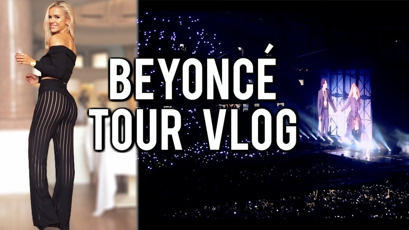 BEYONCÉ JAY Z OTR II WITH PRETTYLITTLETHING   Vlog Unboxing   Felicite Tomlinson