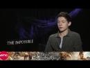 2012 › интервью для «AMC Theatres» в рамках промо-тура фильма «Невозможное»