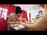 Обучение наращиванию ногтей Красноярск