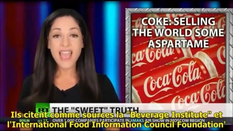 Santé : Les dessous de l'aspartame, accrochez-vous !