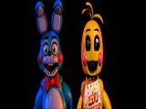 Fnaf song lyrics Toy bonnie and Toy chica (The living tombstones song)