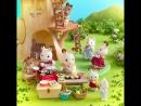 Sylvanian picnic
