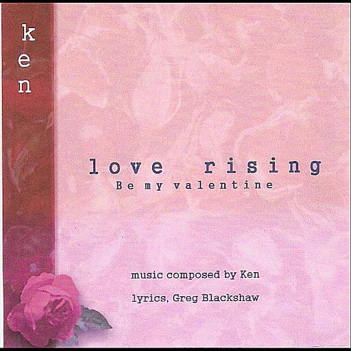KEN альбом Love Rising