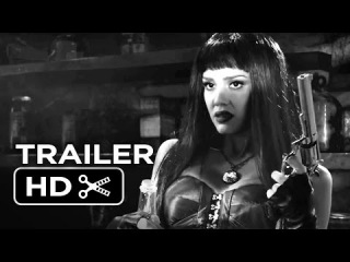 Sin City: A Dame To Kill For Official Trailer #2 (2014) - Jessica Alba, Eva Green Movie HD
