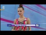 Ekarerina Selezneva - clubs // World Cup - Sofia, Bulgaria - 30.03 - 01.04.18