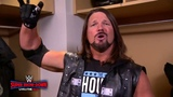 AJ Styles says Wwe Super Show down will be Too Sweet in Australia!