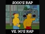 1990's VS 2000's