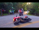 MOTORCYCLE CRASHES and MISHAPS || ROAD RAGE CLOSE CALL \ ANGRY PEOPLE VS BIKERS [Ep 31]