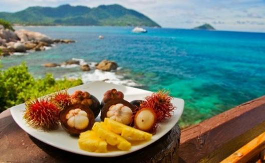 Райские гастрономические острова
