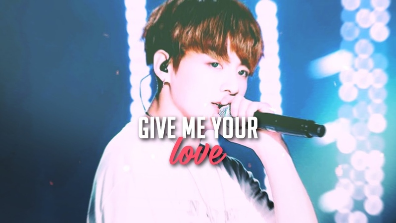 Jungkook » Give me your Love