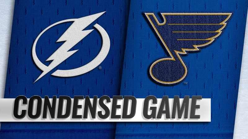 032319 Condensed Game Lightning @ Blues