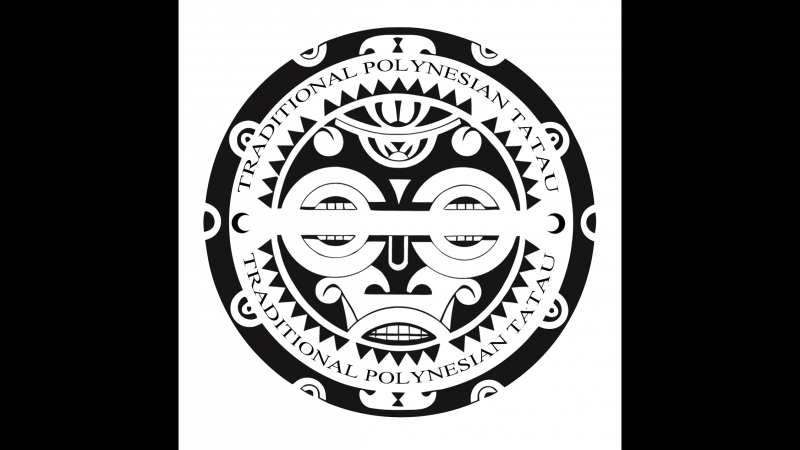 Samoan tattoo by Rinline 2018 (Freehand)