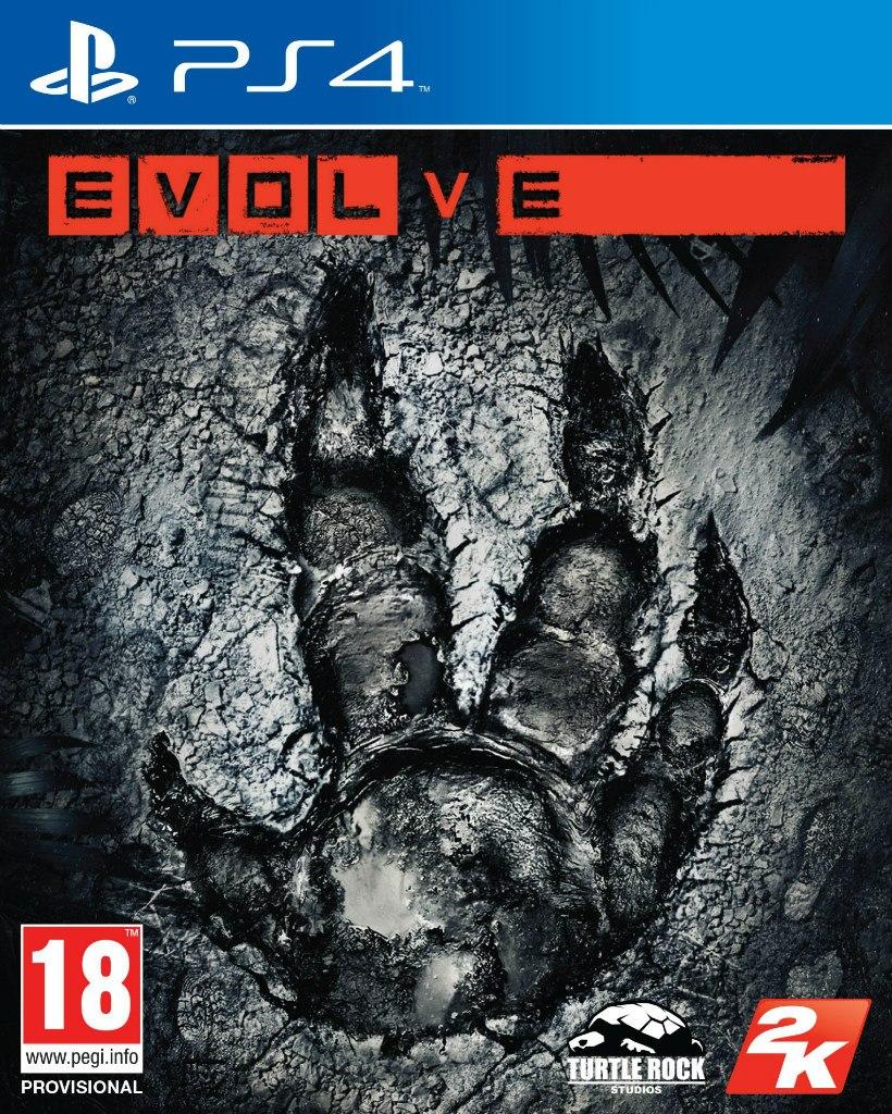 Evolve logo, coverart, логотип, картинка