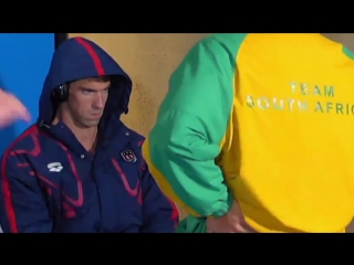 Michael Phelps Game Face