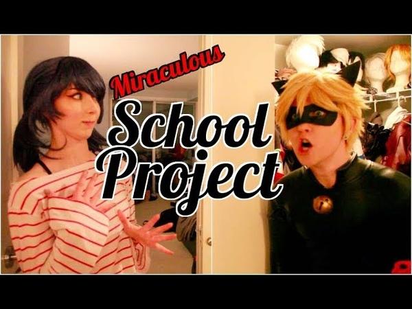 Miraculous- School Project