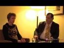 Андрей Тюняев. Интервью немецкому TV о группах крови