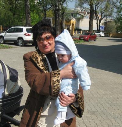 Наталия Филанец, 7 мая 1965, Днепропетровск, id189619140
