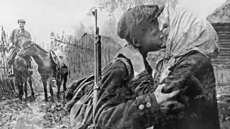Coros del Ejército Rojo - Canción del partisano (HD)