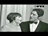 Mireille Mathieu et Sacha Distel - Un Homme Et Une Femme