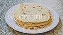 Рецепт лепешек чапати лепешки на сковороде состав мука вода соль chapati roty phulka indian bread