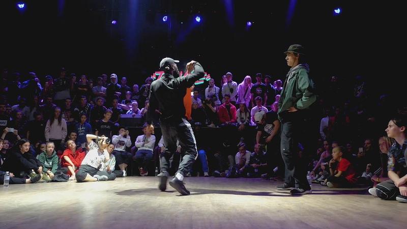 Djylo vs Swipe Hip Hop Vibe 2018 QUARTERFINAL 1vs1 | Danceproject.info