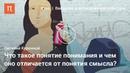 Смысл и понимание в гуманитарных исследованиях — Виталий Куренной