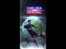 Ozil (Chelsea vs Arsenal)