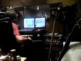 Li - Rapcore (nagrywanie w MAQ studio)