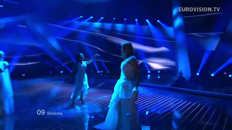 Eva Boto - Verjamem - Live - 2012 Eurovision Song Contest Semi Final 2