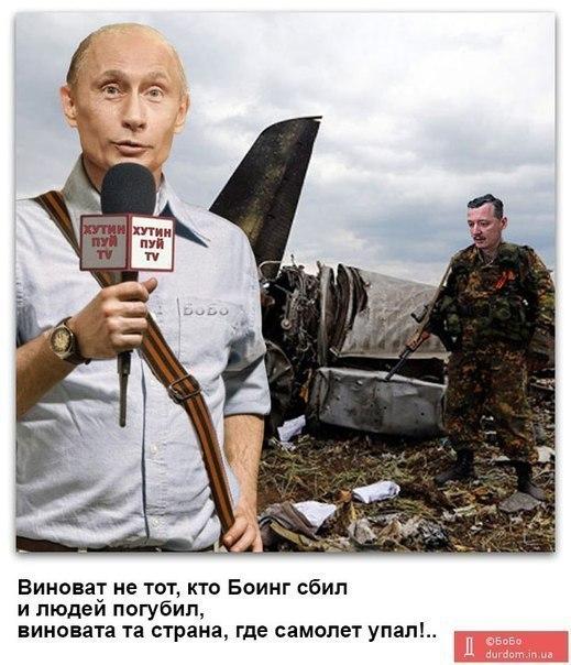 """После уничтожения """"Боинга"""" Кремль подливает масла в огонь, продолжая поставлять оружие террористам, - посол США - Цензор.НЕТ 9505"""